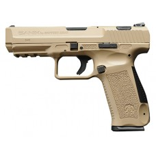 CIA Canik TP9SA 9mm 18r DesTan