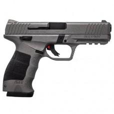 """SAR USA SAR9 SAR9PT Platinum 9mm 4.4"""" 17rd Manual Safety"""